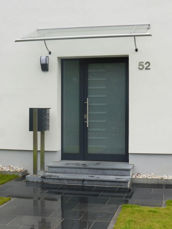 Füllungen aus Glas - Paland Metallbau GmbH